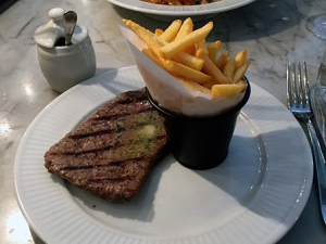 Côte Edinburgh review – a welcome culinary pick-me-up to mark chaning seasons